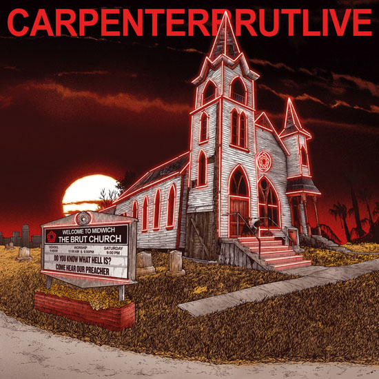 Carpenter Brut Carpenterbrutlive