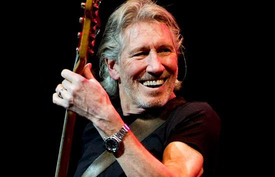 Roger Waters band 2