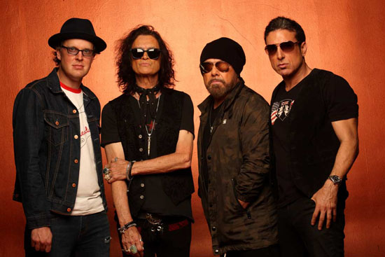 Black Country Communion BCCIV Band1