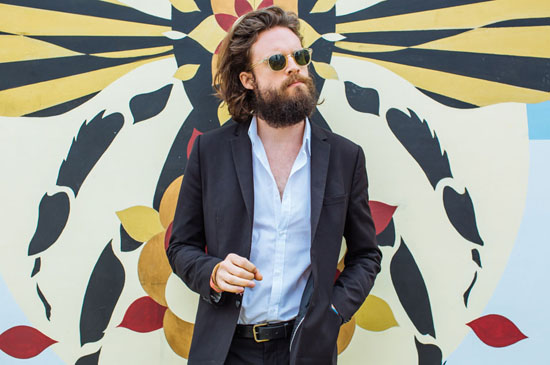 Father John Misty Pure Comedy Band1
