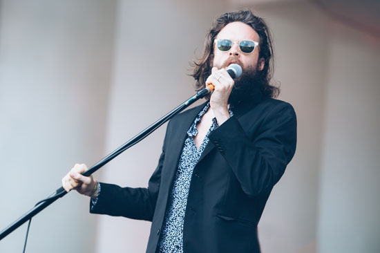 Father John Misty Pure Comedy Band2