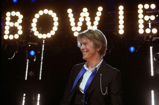 David Bowie Heathen Band1