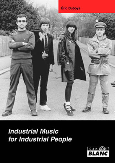 Eric Duboys Throbbing Gristle