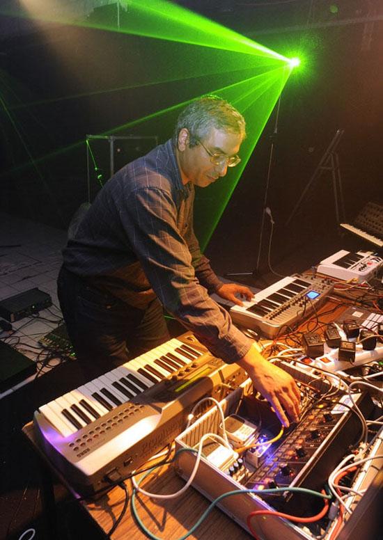 Frédéric Gerchambeau Bertrand Loreau Vimanafesto Band1