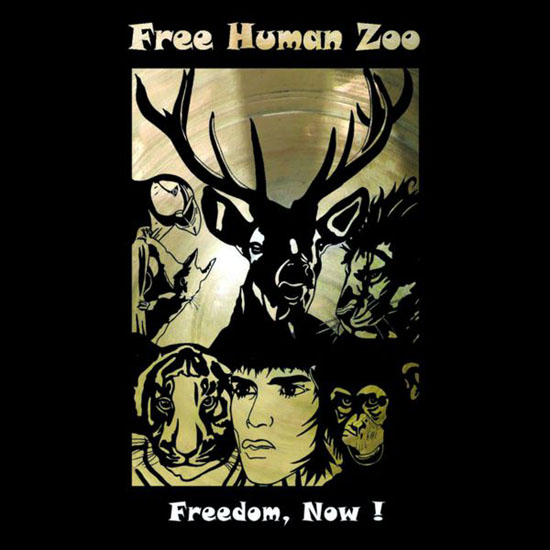 Free Human Zoo Freedom Now