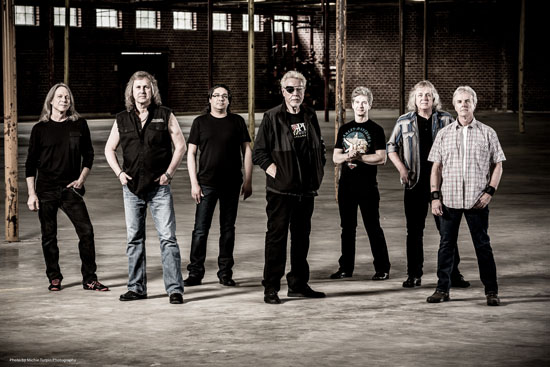 Kansas Leftoverture Live And Beyond Band2