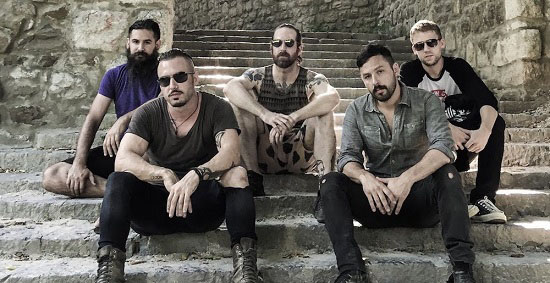 The Dillinger Escape Plan Dissociation Band