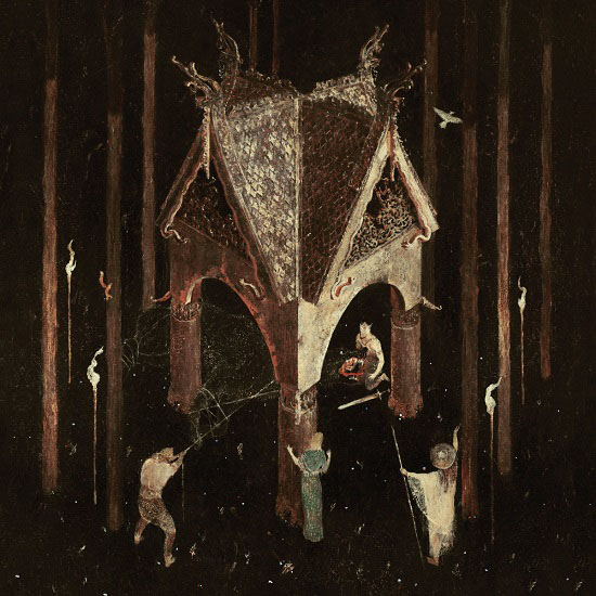 Wolves In The Throne Thrice Woven