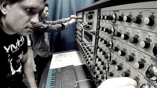 Constantin Papageorgiadis Yoshio Machida Music From The Synthi 100 Band3