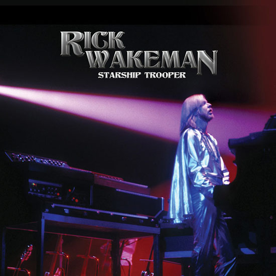Rick Wakeman Starship Trooper