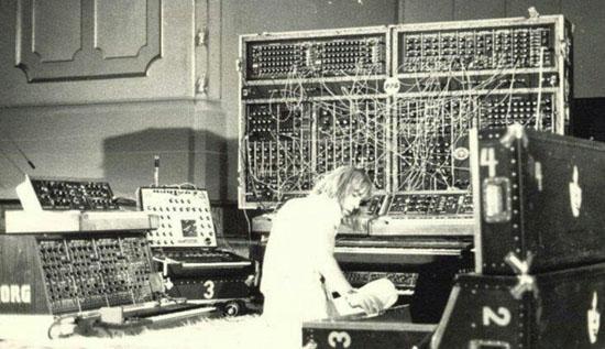 Klaus Schulze Mirage Band1
