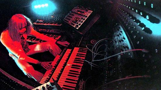 Klaus Schulze Mirage Band2