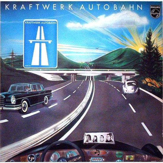 Kraftwerk Autobahn Band2