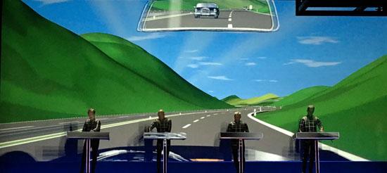 Kraftwerk Autobahn Band3
