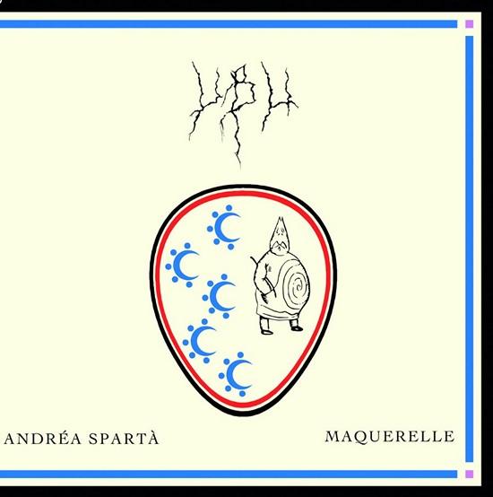 Andrea Sparta Maquerelle Ubu