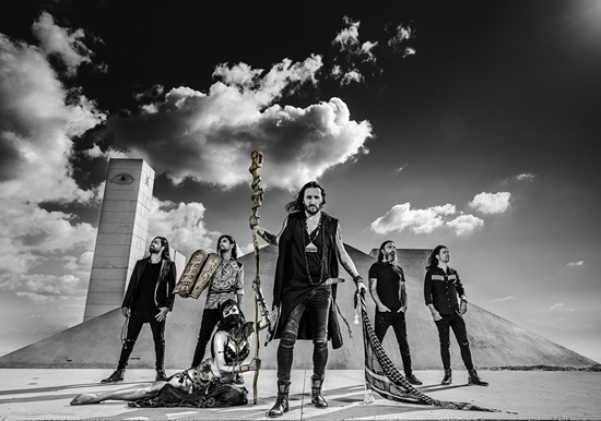 Orphaned Land band1