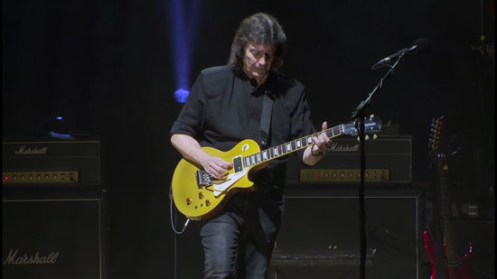 Steve Hackett Wuthering Nights Band1