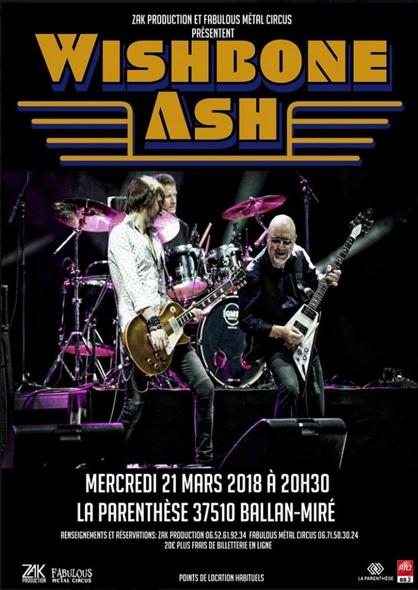 Wishbone Ash La parenthèse