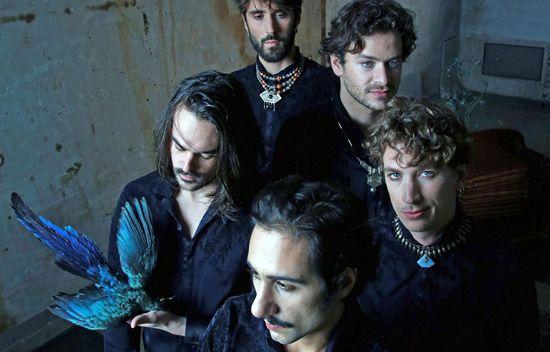Feu!Chatterton-L'Oiseleur Band1
