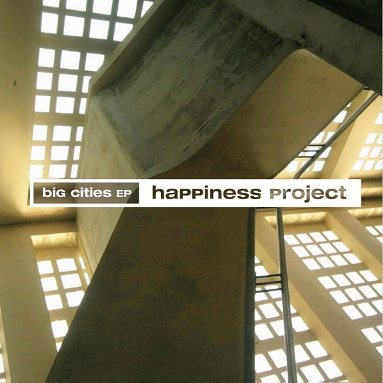 Happiness Project Big Cities