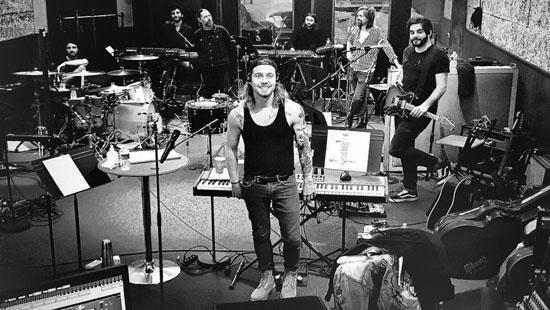 Julien Doré Vous & Moi Band 2