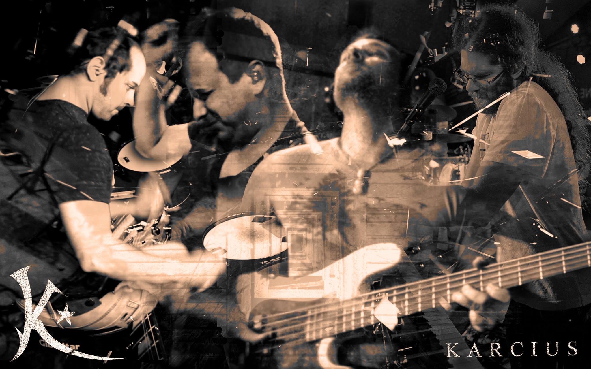 Karcius Band2