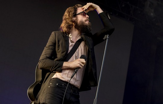 Father John Misty  God's Favorite Customer Band 1
