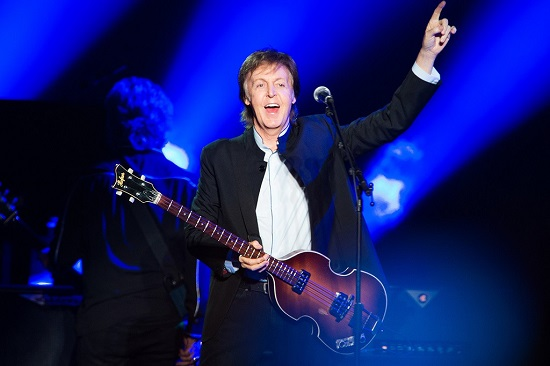 Paul McCartney Egypt Station Band 2