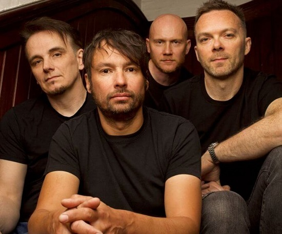 The Pineapple Thief  Dissolution band 1