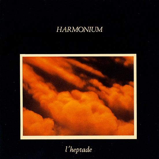 Harmonium L'Heptade