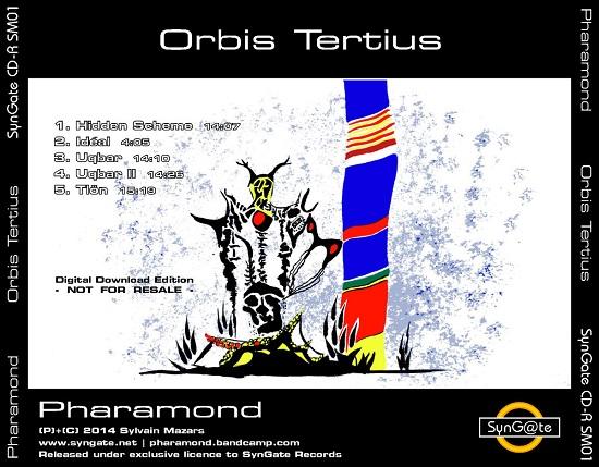 Pharamond Orbis Tertius + Naturalis Historia band 1
