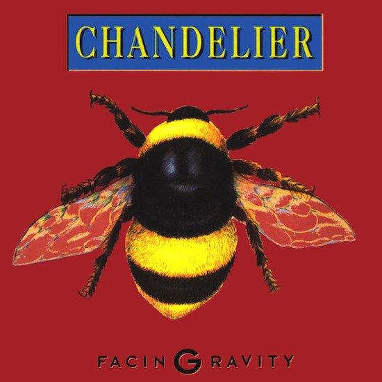 Chandelier Facing Gravity
