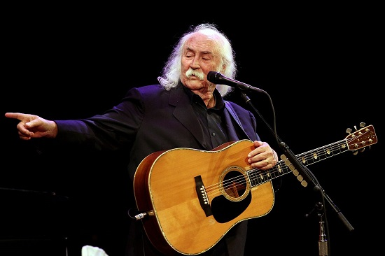 David Crosby Here If You Listen Band 1