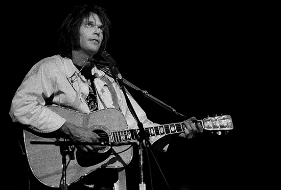 Neil Young Songs For Judy band 4