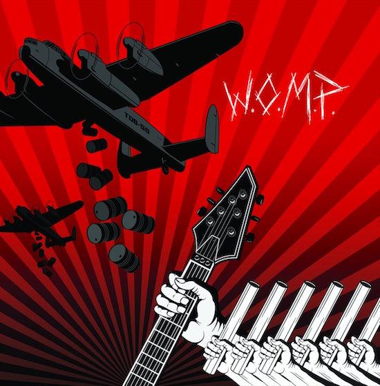Les Tambours du Bronx WOMP