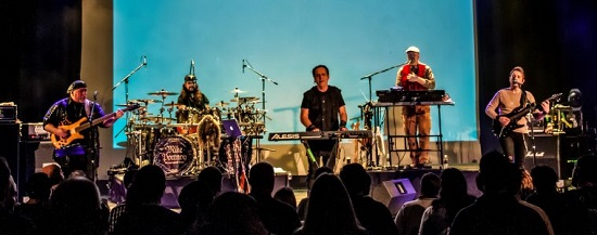 The Neal Morse Band The Great Adventure band 2