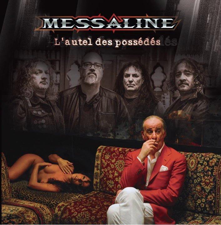Messaline L'Autel des possédés