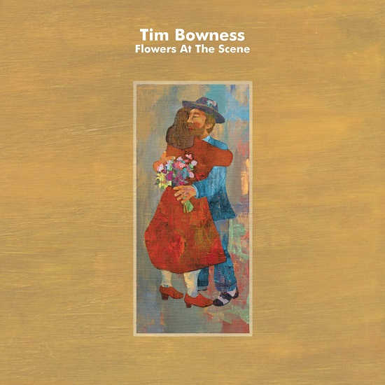 Tim Bowness Flowers At The Scene