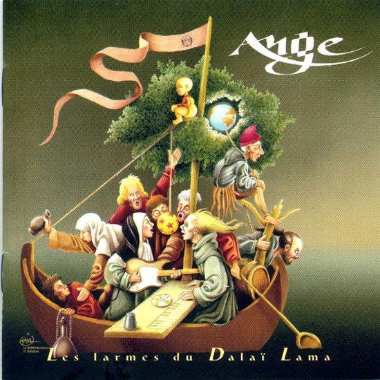Ange Les Larmes du Dalaï-Lama