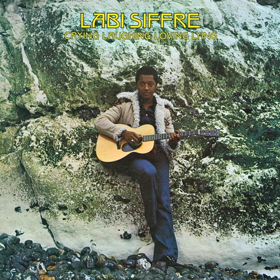 Labi Siffre Crying Laughing Loving Lying