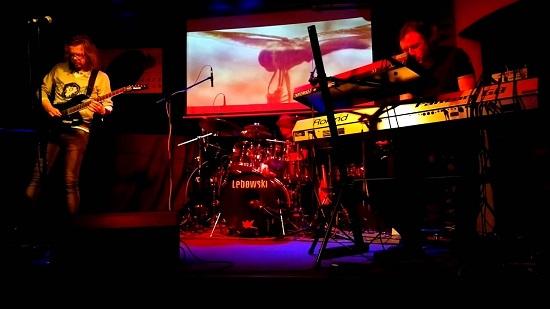 Lebowski Galactica Band2