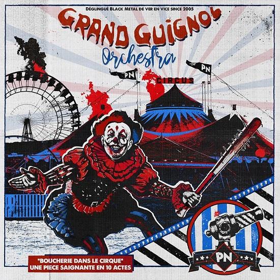 Pensées Nocturnes Grand Guignol Orchestra