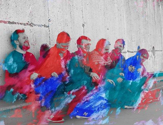 Isbjörg Iridescent band 2