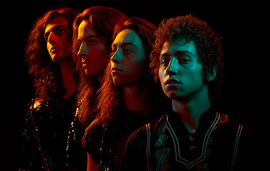 Greta Van Fleet Anthem Of The Peaceful Army Band 1