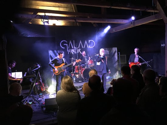 live report Galaad Grand Combe Châteleu band 2