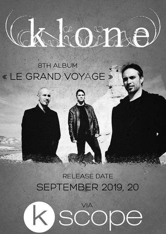 KLONE LE GRAND VOYAGE band2