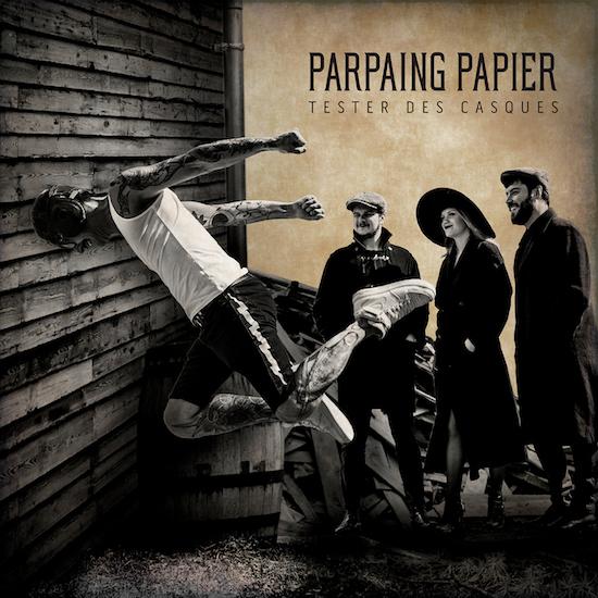 Parpaing Papier – Tester les Casques