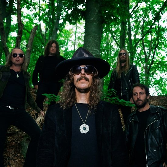 Opeth In Cauda Venenum band1
