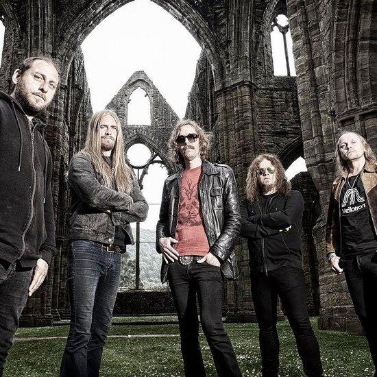 Opeth In Cauda Venenum band2