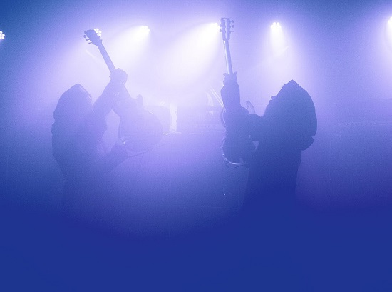 Sunn O))) Life Metal band 2